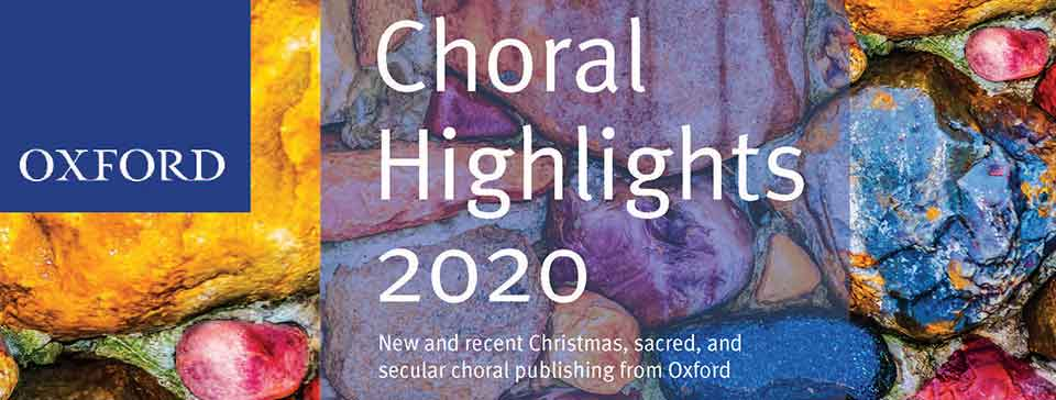 Banner - Oxford Choral Highlights 2020