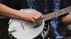 Noten für Banjo