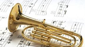 Noten für Bariton- und Tenorhorn
