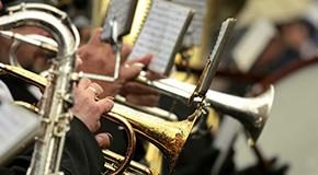 Noten für Blasorchester