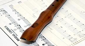 Noten für Blockflöten