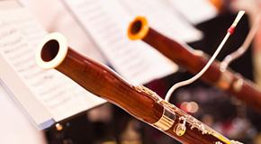Noten für Fagott