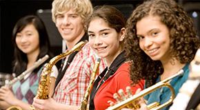 Noten für flexible Ensembles