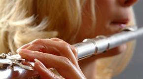 Noten für Flöten