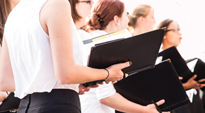 Noten für Frauenchor