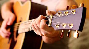 Noten für Gitarre