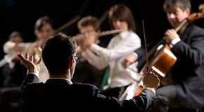 Noten für Kammerorchester
