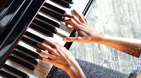 Noten für Klavier, Orgel und Akkordeon