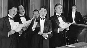 Noten für Männerchor