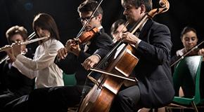Noten für Orchester