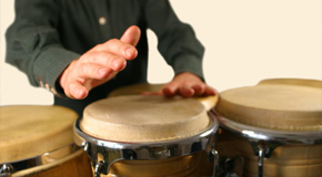 Noten für Percussion