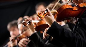 Noten für Streichinstrumente
