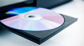 DVD's und Bluerays