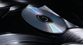 Tonträger: CD's und mehr